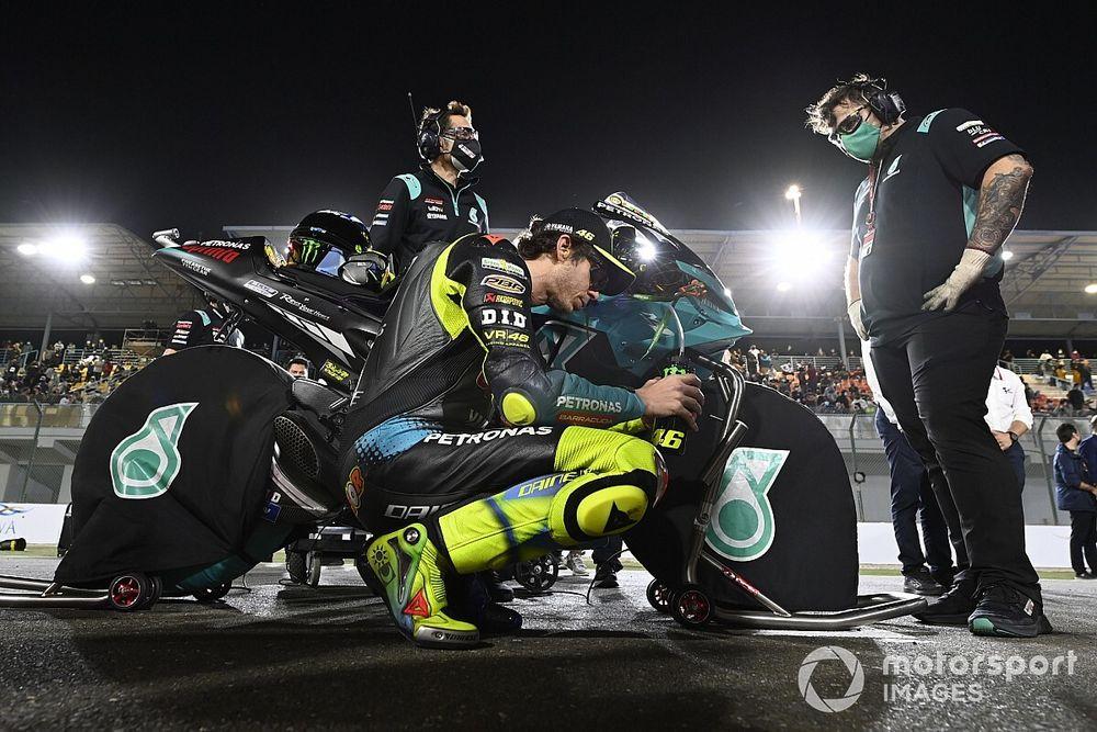 MotoGP: Rossi vê evolução, mas quer volta à Europa para brigar na frente