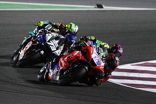 Así vivimos la carrera del GP de Doha de MotoGP