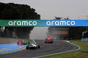Latifi only knew about Mazepin Imola F1 contact from TV replay