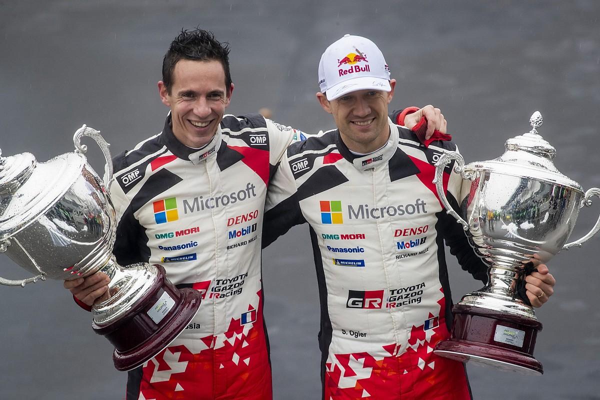 """WRC, Ogier: """"Ecco perché ho deciso di correre anche nel 2021"""""""