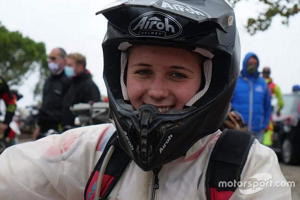 Tragedia nel Motorally: è morta la 18enne Sara Lenzi