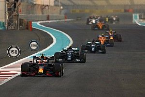 2020 F1 Abu Dhabi Grand Prix race results