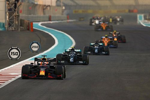 Les notes du Grand Prix d'Abu Dhabi 2020