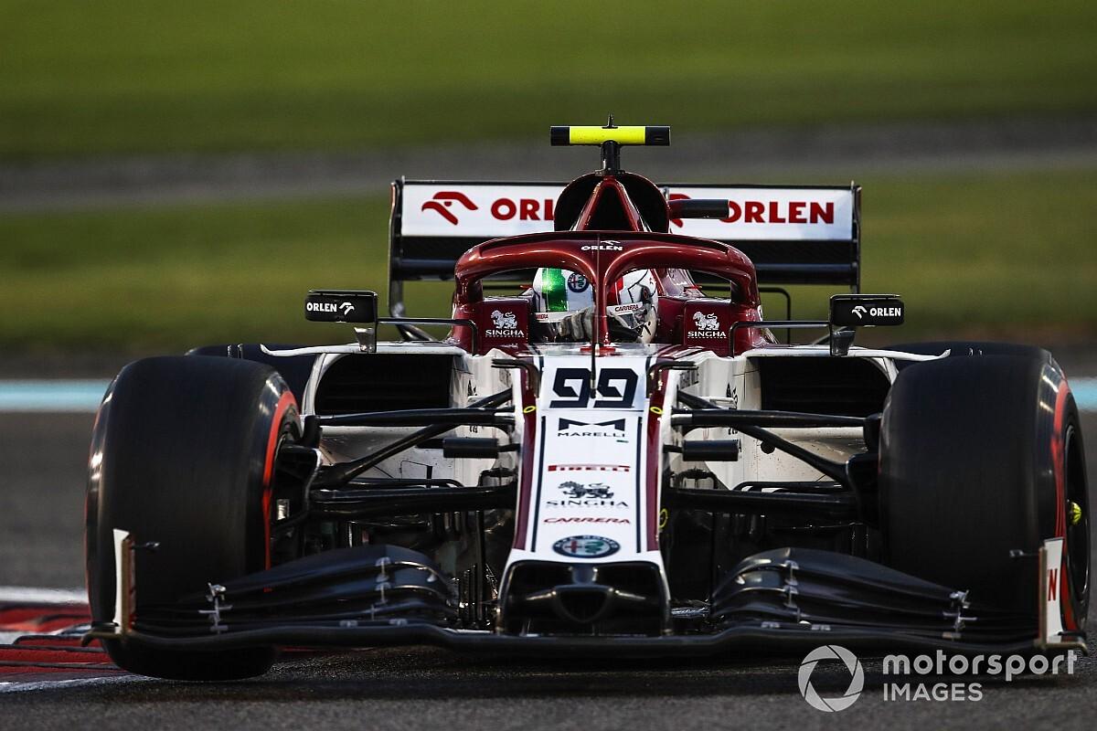 Giovinazzi optimista, Räikkönen már kevésbé