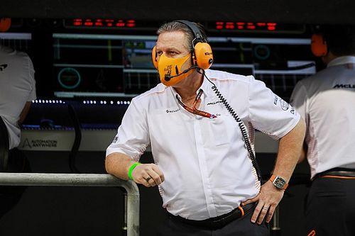 Brown: el cambio de McLaren a Mercedes no llegó en el mejor momento