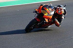 Hasil FP4 MotoGP Portugal: Sempat Jatuh, Espargaro Teratas