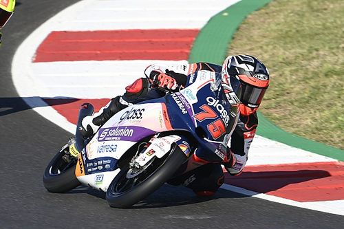 Albert Arenas, nuevo campeón del mundo de Moto3