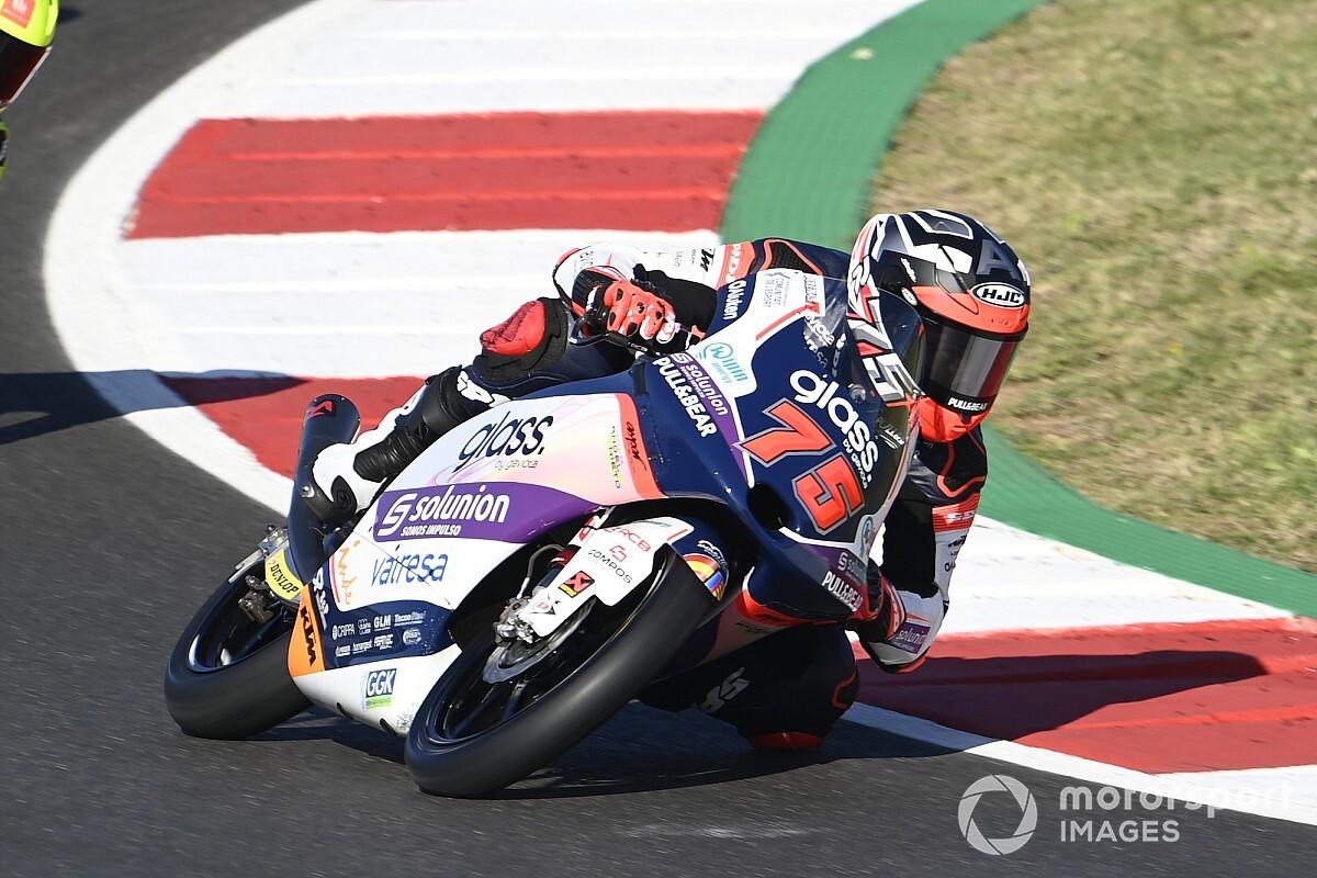小椋、8位で悔しい年間3位。アレナス逃げ切り王者に Moto3ポルトガル決勝