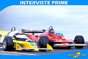 """Arnoux: """"Ho guardato Gilles negli occhi nel duello di Digione"""""""