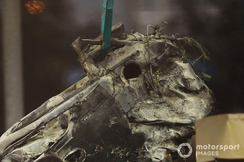 Inilah Penyebab Munculnya Api pada Mobil Grosjean