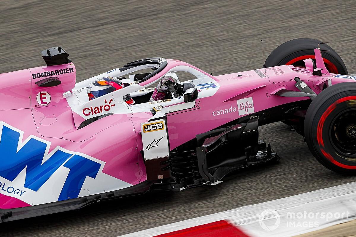 """Perez yarışta """"güçlü puanlar"""" almayı hedefliyor"""