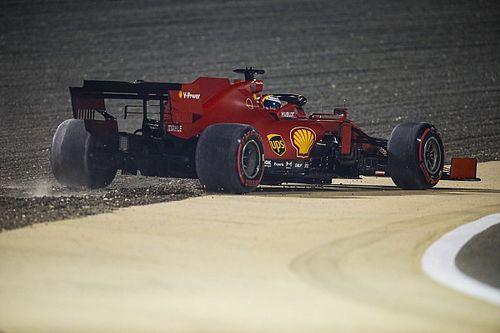 Ferrari: Vettel vuole più carico, Leclerc invece no