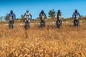 Hadapi Dakar 2021, Yamaha Turunkan Lima Pereli
