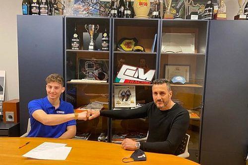SSP: CM Racing debutta nel mondiale con Bernardi