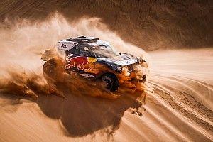 Las fotos de la tercera etapa del Dakar 2021 que puso en jaque a Sainz y Barreda