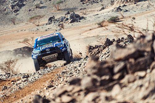 Update: Van Loon in de problemen in eerste etappe Dakar 2020