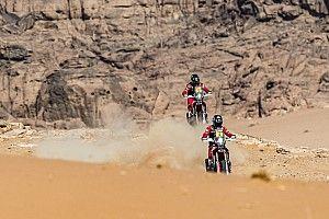 Así será la etapa 9 del Dakar 2021 en torno a Neom