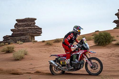 ¡Barreda se queda sin gasolina en la penúltima etapa del Dakar!