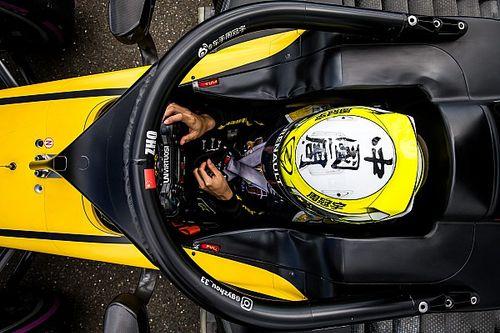 Zhou Ingin Buktikan Dirinya Layak Balapan F1