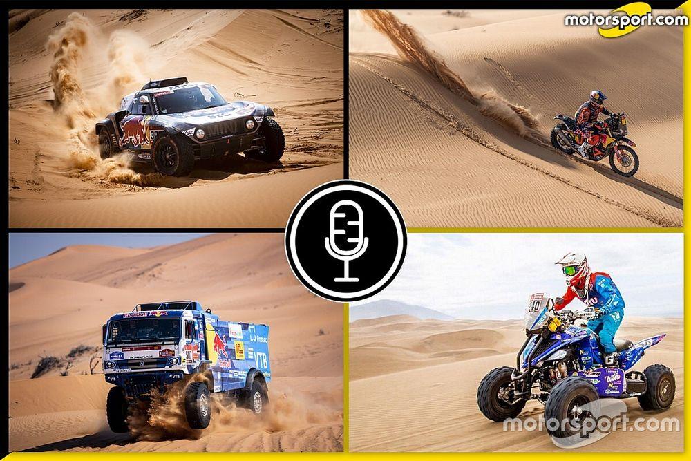 """Podcast Dakar: """"Dune Mosse"""" - analisi della prima settimana"""