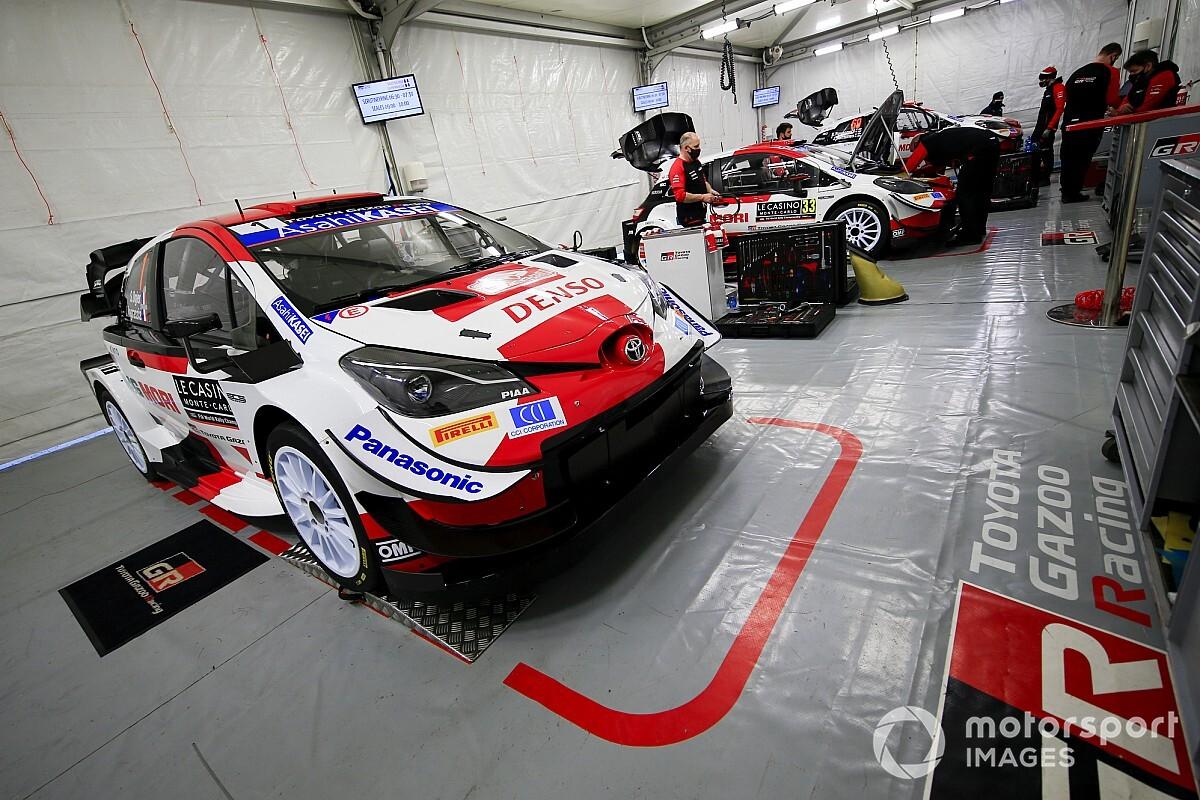 Teknisi Dituntut Siasati Kecepatan Mobil di WRC 2022