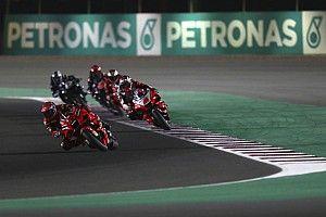 """Bagnaia: """"El motor de la Ducati ha salvado mi podio"""""""