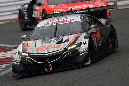 """ホンダ、GT500""""連覇""""が今季の目標。シーズン後半にはパフォーマンスUPの秘策も?"""