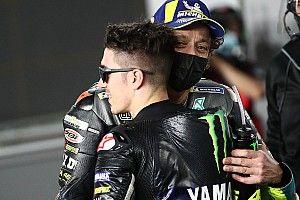 Росси отказался брать Виньялеса в свою команду MotoGP