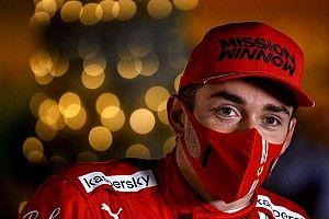 Leclerc: nuestra realidad es estar detrás de Mercedes y Red Bull