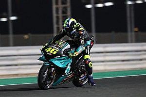"Valentino Rossi : ""Personne ne sait ce qui va se passer"" en course"