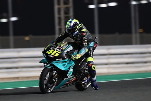 Rossi: Overstressing rear tyre behind Qatar MotoGP struggle