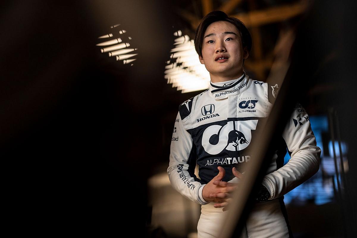"""Tsunoda: """"Voglio essere il primo giapponese a vincere in F1"""""""