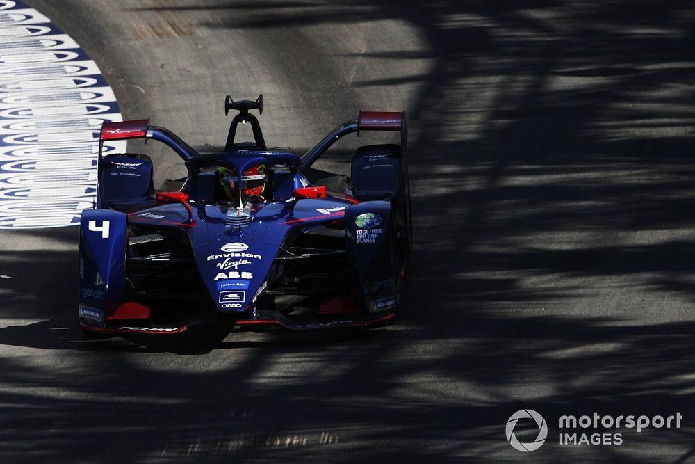 Frijns verdringt De Vries van P1 in derde training in Riyadh