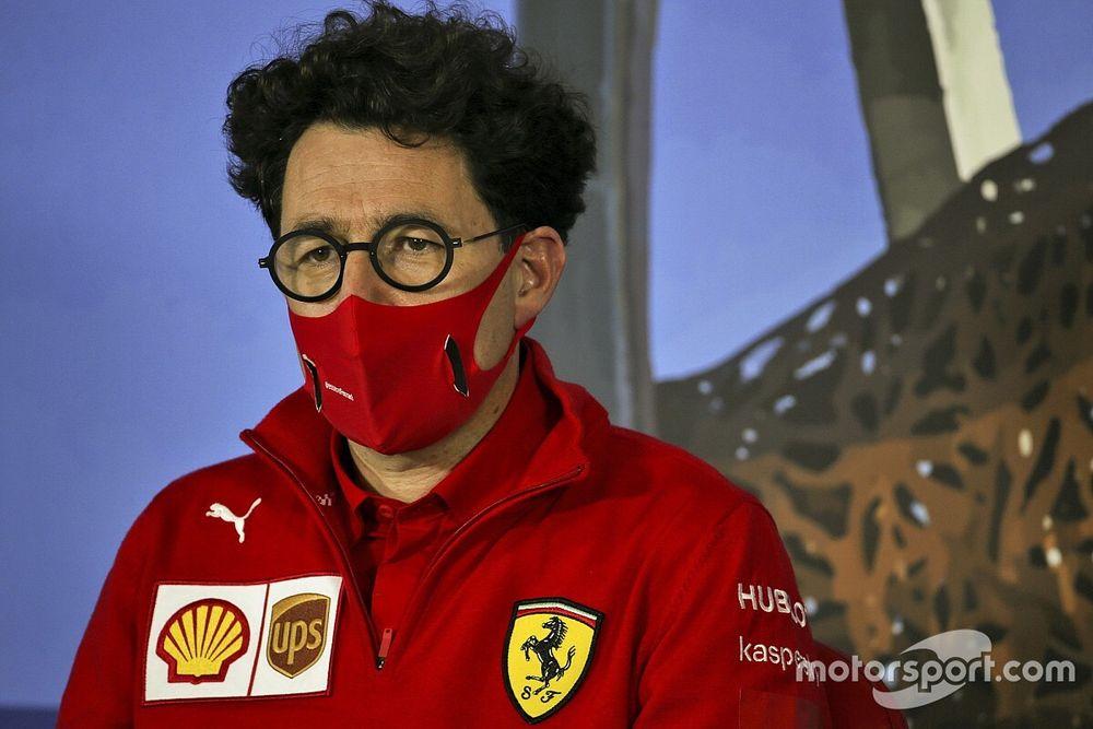 Ferrari needs group around Binotto to win F1 titles - Berger