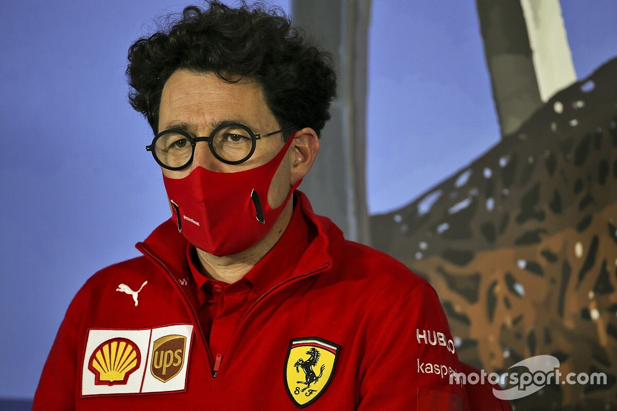 Ferrari needs group around Binotto to win F1 titles - Berger