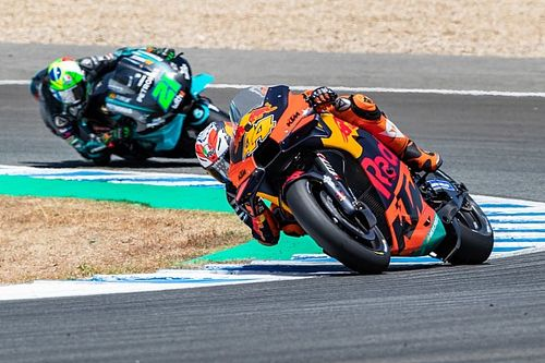 Can KTM dare to dream big in MotoGP's second Jerez race?