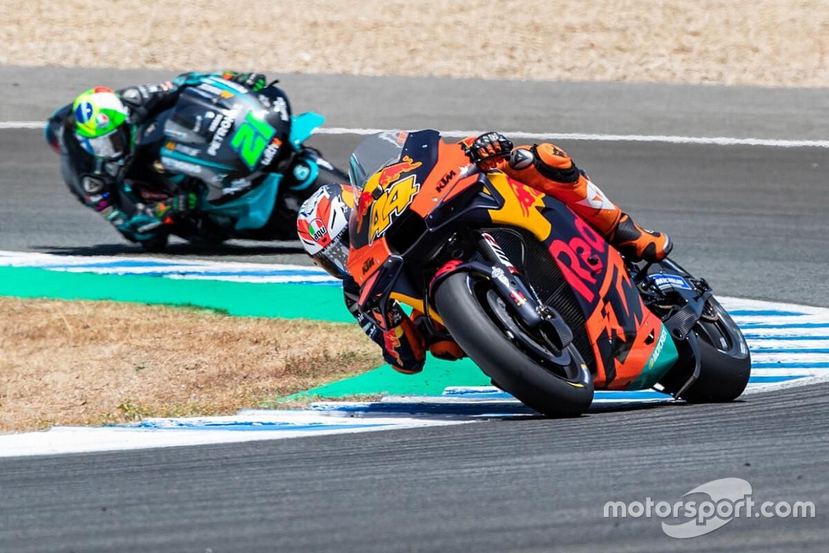 Can KTM dare to dream big in MotoGP's second Jerez race?