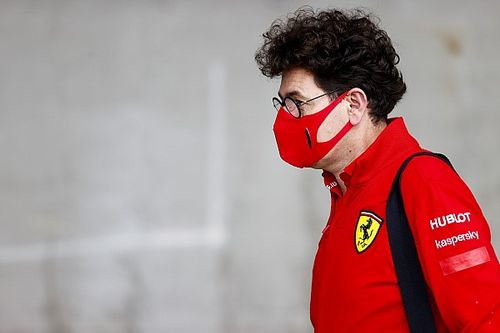 Cambios en Ferrari permiten a Binotto dar una paso atrás en lo técnico