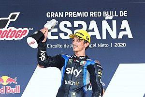 Marini dedica la vittoria di Jerez alle vittime del COVID-19