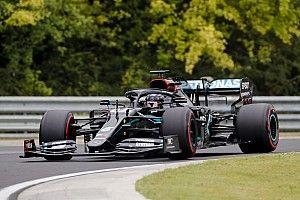 匈牙利大奖赛排位赛:汉密尔顿0.1秒击败博塔斯拿下杆位,Racing Point包揽第二排