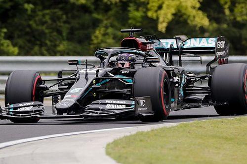 Qualifs - Hamilton et Mercedes seuls au monde sur le Hungaroring