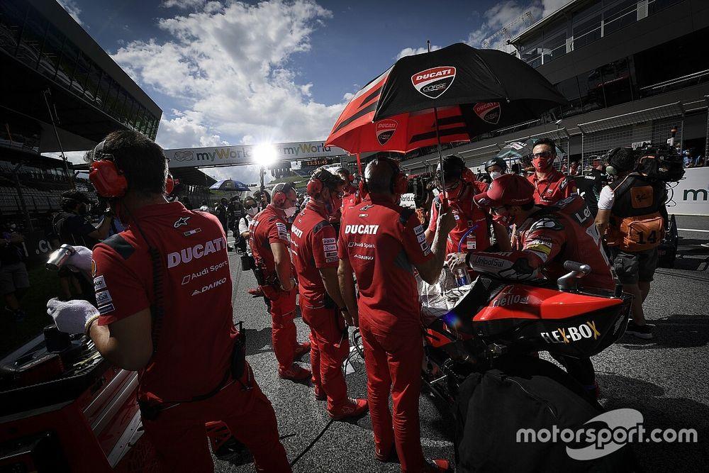 Dovizioso: My Austrian GP win proves nothing to Ducati