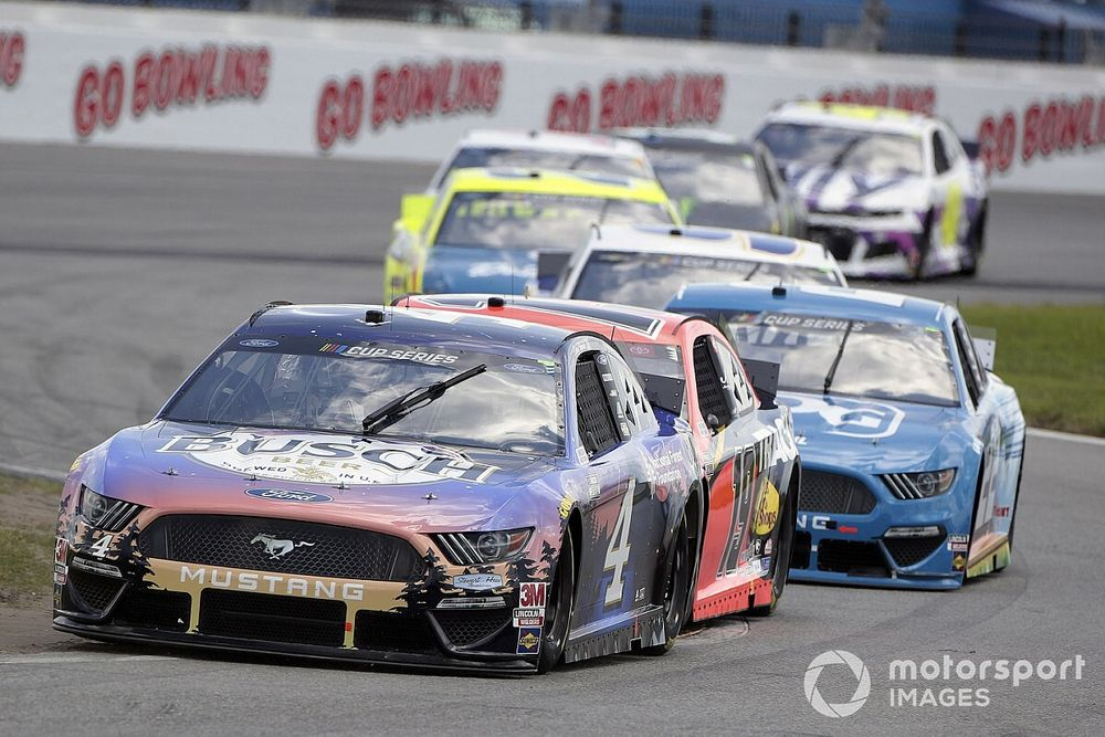 """Harvick: Drivers will need to be """"extraordinary"""" road racers"""