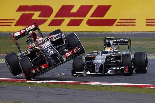 """Maldonado recuerda la época de Lotus: """"Siempre fue un desastre"""""""