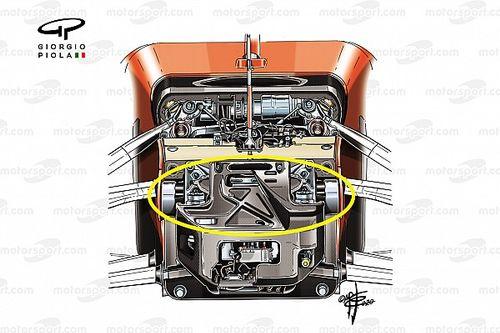 フェラーリ、昨年から秘密のシステムPASを使用。メルセデスDASと類似の効果?