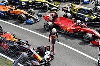 Ezt már Leclerc sem akarta elhinni: Hamilton tényleg ennyire szerencsés? (videó)