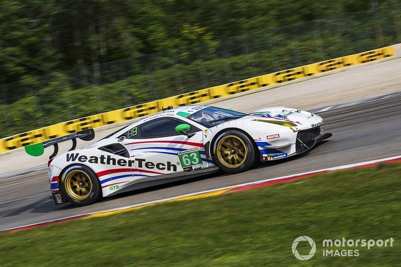 Le Mans: Scuderia Corsa in GTE Pro, Blomqvist con HubAuto Corsa