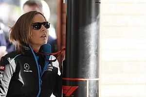 """Az F1-es világbajnok Claire Williams mellé állt: """"Mindenki őt hibáztatja..."""""""