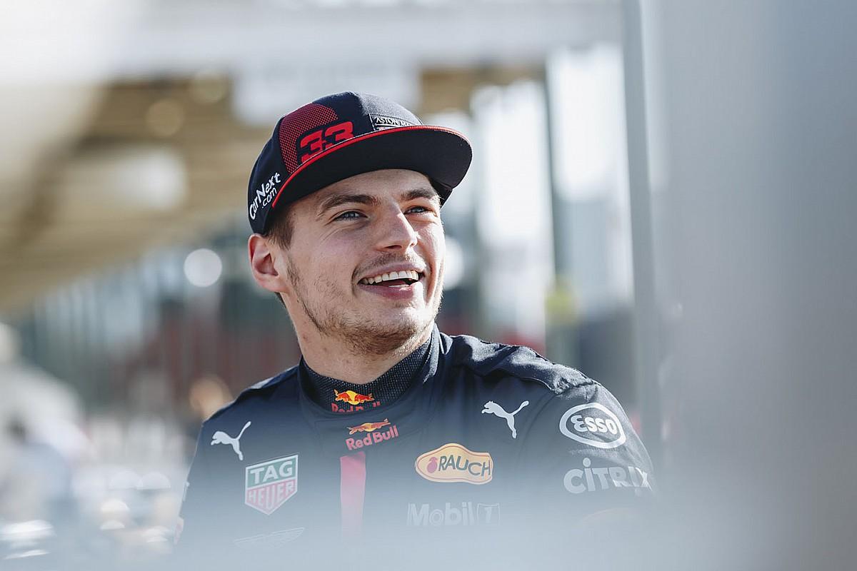 Verstappen ziet zichzelf niet als favoriet voor GP van Oostenrijk