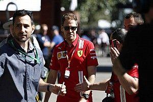 Ferrari hace una nueva propuesta a Vettel para retenerlo